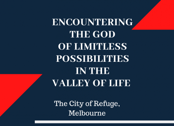 Encountering the God of Limitless Possibilities in the Valley of Life